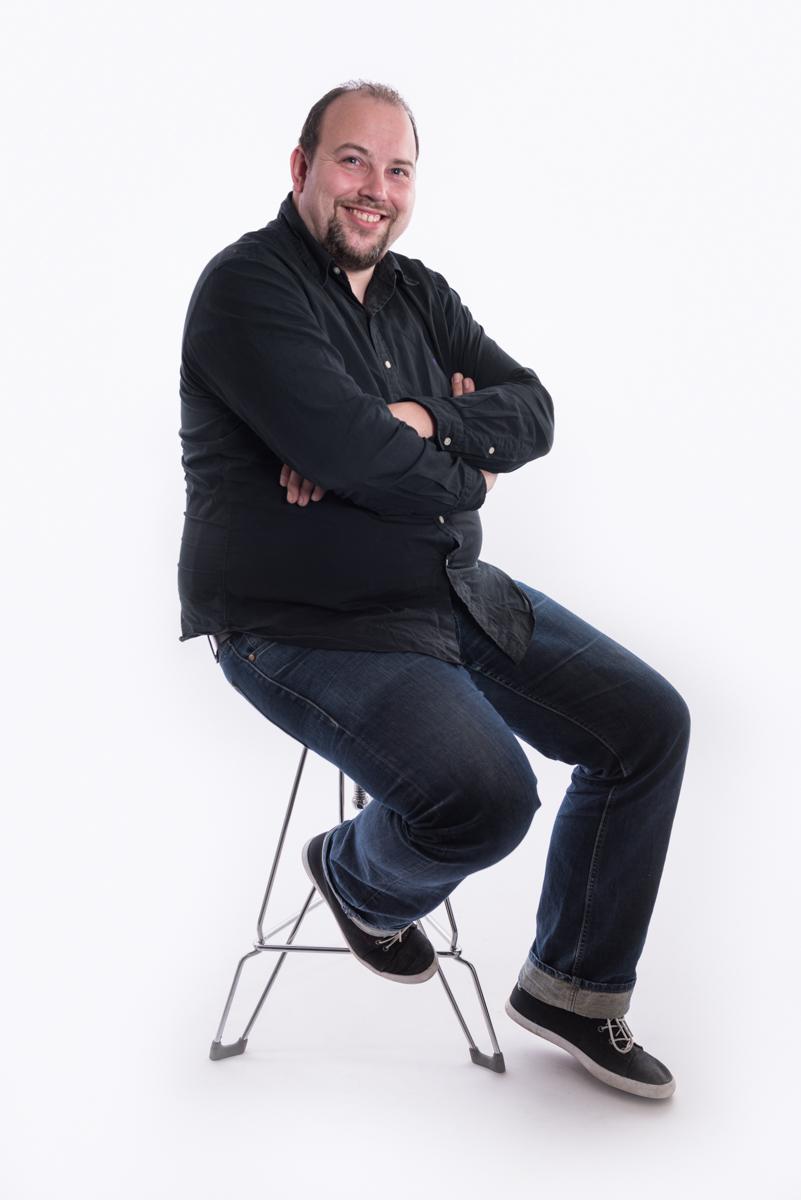 Mark Zittend Klein Kleur